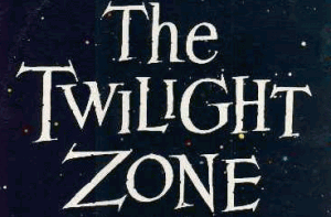 Twilight Zone Title Card