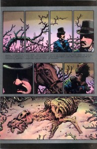 Page of Richard Corben's House of Usher