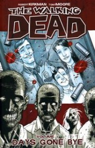 Walking Dead vol.1 Days Gone Bye cover