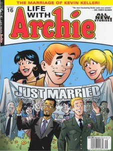 Life With Archie #16 cover